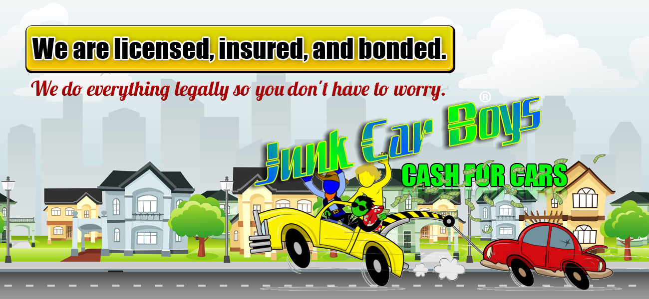 Cash For Junk Cars | Junk Car Boys - Cash For Cars | We Buy Junk Cars